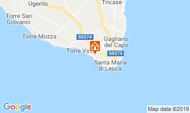 Mappa Patù Monolocale 105387
