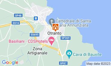 Mappa Otranto Appartamento 76985