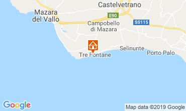 Mappa Tre Fontane Casa 118576