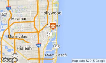 Mappa Miami Beach Villa  5332