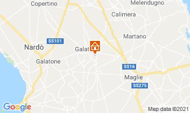 Mappa Lecce Villa  104568