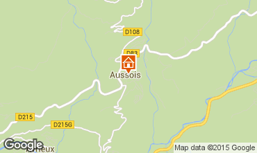 Mappa Aussois Appartamento 393