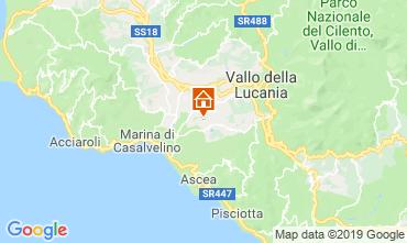 Mappa Ascea Villa  20490