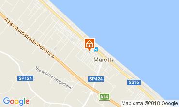 Mappa Fano Appartamento 112791