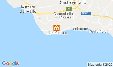 Mappa Tre Fontane Appartamento 63992