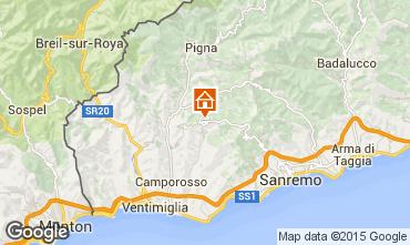 Mappa Vallecrosia Appartamento 70831