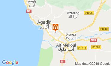 Mappa Agadir Appartamento 115128
