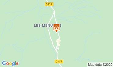 Mappa Les Menuires Monolocale 1615