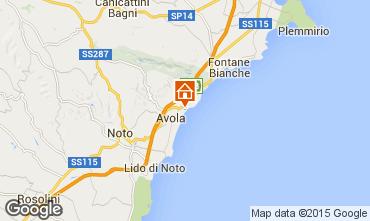 Mappa Avola Villa  69066