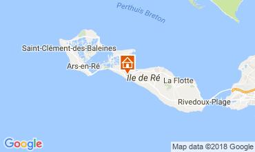 Mappa La Couarde-sur-Mer Casa 113774