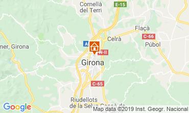 Mappa Girona Casa 119766