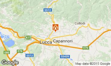 Mappa Lucca Appartamento 15807