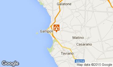 Mappa Gallipoli Villa  92673