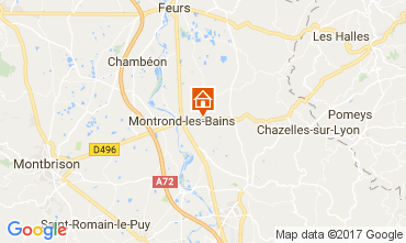 Mappa Puy Saint Vincent Monolocale 112668