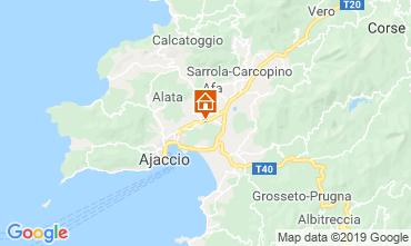 Mappa Ajaccio Monolocale 64723