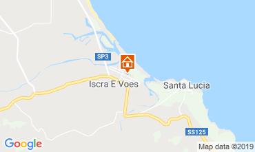 Mappa Sa Petra Ruja Villa  112999