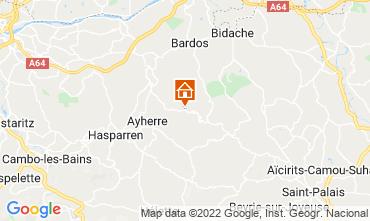 Mappa Biarritz Casa 69281