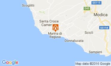 Mappa Marina di Ragusa Villa  107273