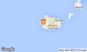 Mappa Forio Villa  85554