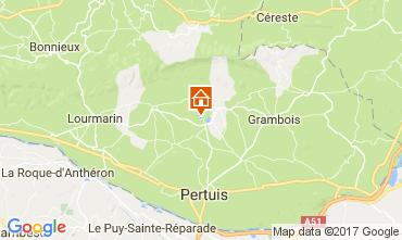 Mappa Lourmarin Villa  108812