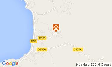 Mappa Porticcio Villa  104065