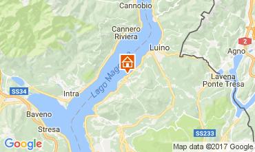 Mappa Luino Appartamento 45747