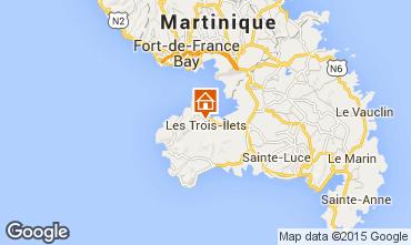 Mappa Trois Ilets Appartamento 101838