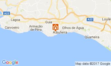 Mappa Albufeira Appartamento 109950