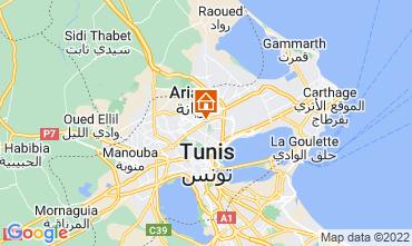 Mappa Tunis Appartamento 80246