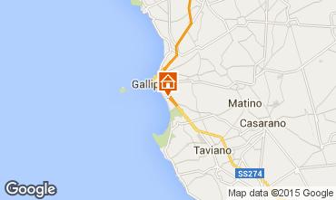 Mappa Gallipoli Appartamento 16254