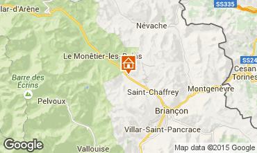 Mappa Serre Chevalier Appartamento 51517