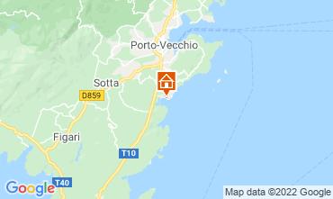 Mappa Porto Vecchio Villa  40852