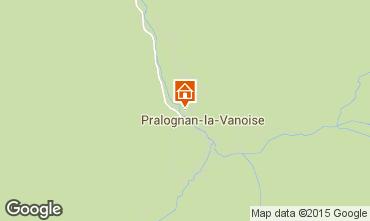 Mappa Pralognan la Vanoise Appartamento 48499