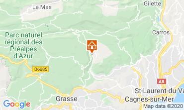 Mappa Grasse Casa 90504