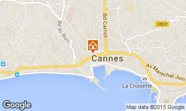 Mappa Cannes Monolocale 57974