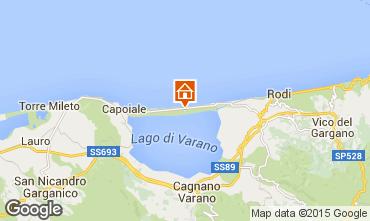 Mappa Gargano Appartamento 42001