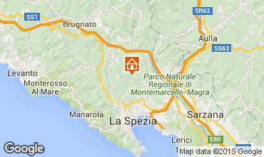 Mappa La Spezia Villa  78765