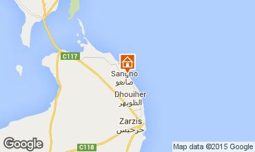 Mappa Djerba Villa  51947