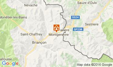Mappa Monginevro Monolocale 98347