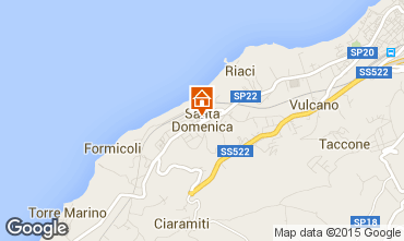 Mappa Tropea Appartamento 86979