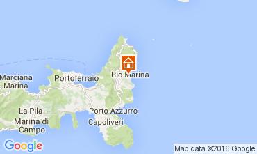 Mappa Rio Marina Appartamento 78860