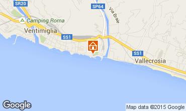 Mappa Ventimiglia Casa 40438