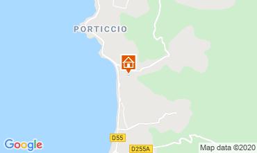 Mappa Porticcio Appartamento 117983