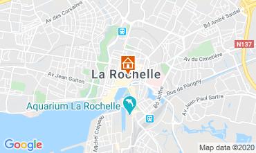Mappa La Rochelle Appartamento 106433