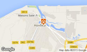Mappa Honfleur Monolocale 77332