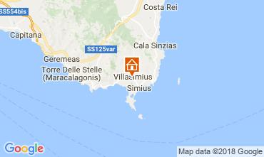 Mappa Cagliari Appartamento 114277