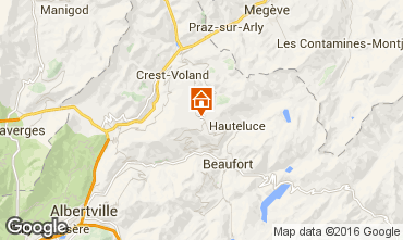 Mappa Les Saisies Monolocale 2742