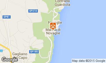 Mappa Marina di Novaglie Appartamento 77582