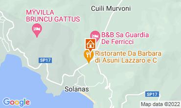 Mappa Solanas Villa  68699