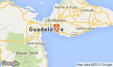 Mappa Gosier (Guadalupa) Appartamento 86341